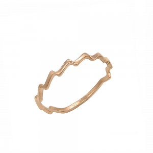 Auksinis žiedas 074K02