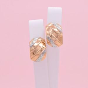 Auksiniai auskarai  024S52