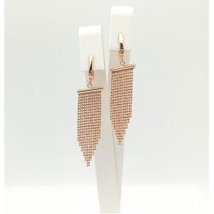 Auksiniai auskarai  073S15