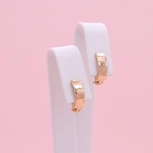 Auksiniai auskarai 019S22