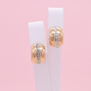 Auksiniai auskarai 021S07