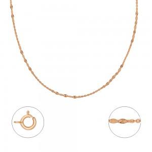 """Auksinė grandinėlė  """"Anchor"""" 45cm 074C19"""
