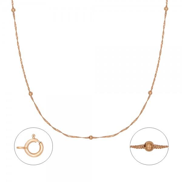 Auksinis Kolje 5 Beads  080C20