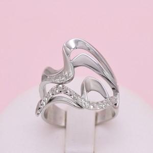 Sidabrinis žiedas 19 mm 174K14